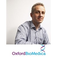 Dr James Miskin, Chief Technical Officer, Oxford BioMedica