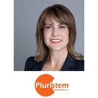 Karine Kleinhaus, Divisional Vice President, North America, Pluristem Therapeutics