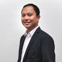 Doy Roque at Seamless Philippines 2018