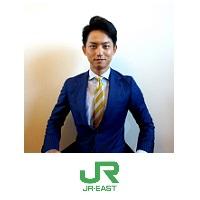 Koki Mitsuzuka | Manager | East Japan Railway Co » speaking at Rail Live