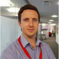Theo Christie, Business Development Manager, NIHR Clinical Research Network