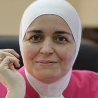 Eng. Amani Al-Azzam at The Solar Show MENA 2019