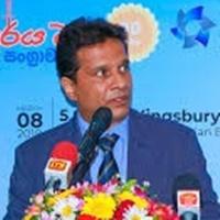 Mr Jayantha Jayamanna at The Solar Show Sri Lanka 2018