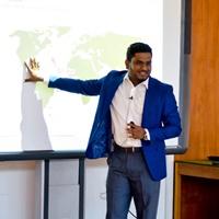 Mr Naleendra Kularatne at The Solar Show Sri Lanka 2018