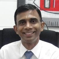 Mr Kapila Subasinghe at The Solar Show Sri Lanka 2018