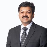 Mr Rajesh Sharma at The Solar Show Sri Lanka 2018