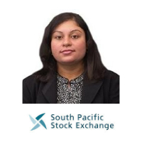 Krishika Narayan | Chief Executive Officer | South Pacific Stock Exchange » speaking at World Exchange Congress