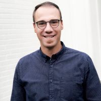 Matt Halulko at Home Delivery World 2019