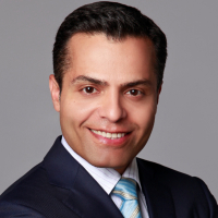 Mohsen Malaki at Telecoms World Middle East 2018