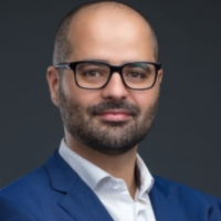 Abdelkader Najja at Telecoms World Middle East 2018