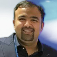 Varun Galance at Telecoms World Middle East 2018