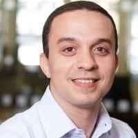 Karim Yaici at Telecoms World Middle East 2018