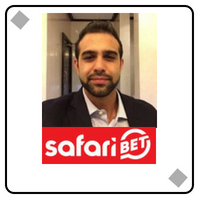 Imran Premji | Chief Executive Officer | Safaribet » speaking at WGES