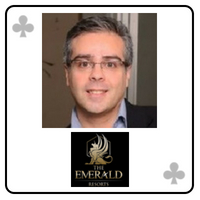 Angel Sueiro | COO | The Emerald Resort » speaking at WGES