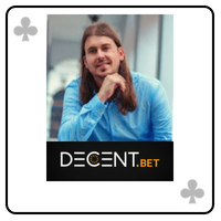 Jedidiah Taylor | Founder, CEO | Decent.Bet » speaking at WGES