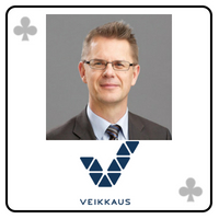 Jari Vahanen | Senior Vice President Of International Business Development | Veikkaus Oy » speaking at WGES