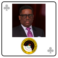 Lanre Gbajabiamila | General Director And Chief Executive Officer | National Lottery Regulatory Commission » speaking at WGES