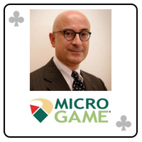 Marco Castaldo | CEO | Microgame S.p.A » speaking at WGES
