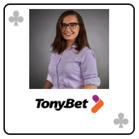 Viktorija Antanaviciute | Managing Director | Tonybet » speaking at WGES