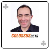 Bernard Marantelli | CEO | Colossus Bets » speaking at WGES