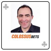 Bernard Marantelli, Chief Executive Officer, Colossus Bets