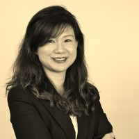 Sharon Lee at Accounting & Finance Show Asia 2018