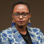 Nshuti Lucy Mbabazi at Seamless West Africa 2018