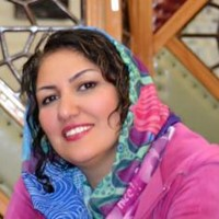 Haleh Hamedifar at European Antibody Congress