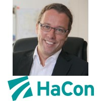 Dirk Esters | COO HAFAS | HaCon » speaking at World Rail Festival