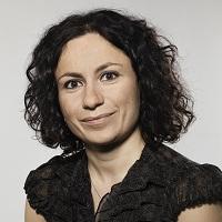 Rita Martello at European Antibody Congress