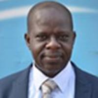 Joseph Oteng Otogo at The Solar Show MENA 2019