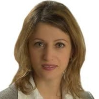 Reem Hamdan | Director General Assistant For Regulation | Electricity Distribution Co » speaking at Solar Show MENA