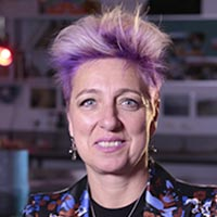 Suzy Urbaniak at National FutureSchools Expo + Conferences 2019