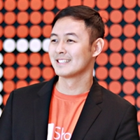 Martin Yu at Seamless Philippines 2018
