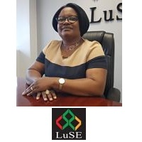 Priscilla Sampa | Chief Executive Officer | Lusaka Securities Exchange » speaking at World Exchange Congress