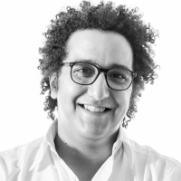 Ahmed Emad at Seamless Middle East 2019