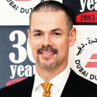 Bernard Creed, Vice President Finance, Dubai Duty Free