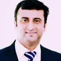 Sumit Bathla at Seamless Middle East 2019