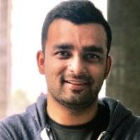 Faraz Khalid at Seamless Middle East 2019