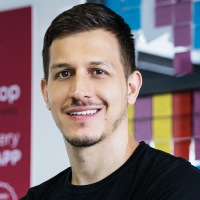 John Tsioris, Chief Executive Officer, InstaShop
