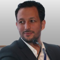 Said Ouchnak at Seamless Middle East 2019