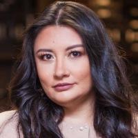 Sofya Shamuzova at Seamless Middle East 2019