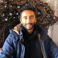Ashwin Gowrishankar at Seamless Vietnam 2018