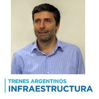 Matias Uslenghi | Chief Planning Officer | Trenes Argentinos Infraestructura » speaking at Rail Live