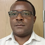 Dr Victor Mbao at World Vaccine Congress Europe