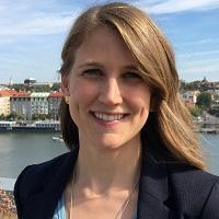 Ashley Polhemus at World Biosimilar Congress