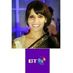 Anju Sethi, Director Leadership, Talent And Learning, BT