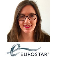 Marion Veber, Global distribution and pricing manager, Eurostar