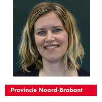 Arwina De Boer, Program manager innovation in public transport, Province of Brabant
