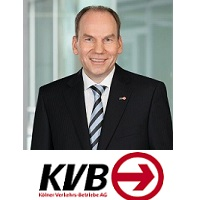 Jörn Schwarze | Chief Technology Officer | Kölner Verkehrs-Betriebe Ag » speaking at Rail Live